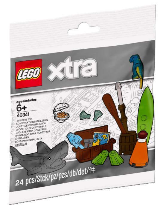 LEGO Xtra 40341 Water Accessories