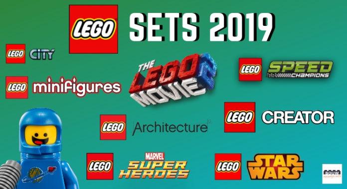 LEGO sets 2019