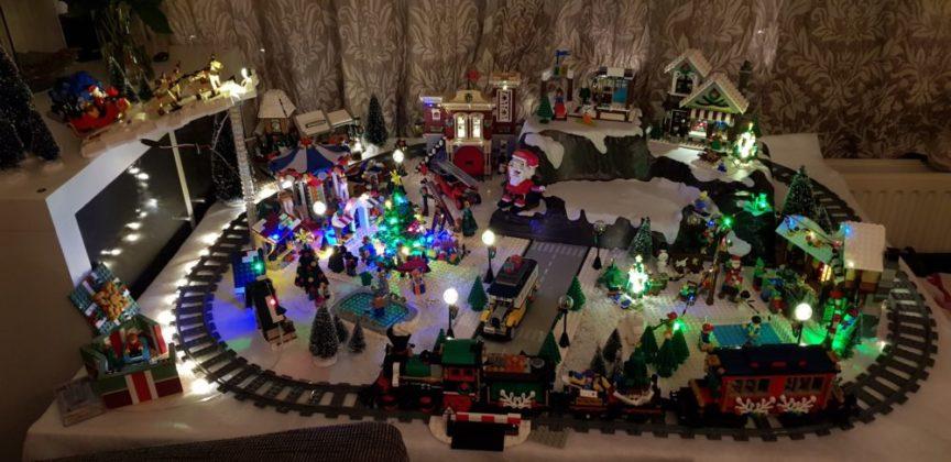 Marc Houter - kerstdorp