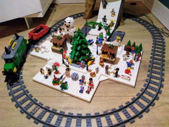 Martijn den Otter - kerstdorp