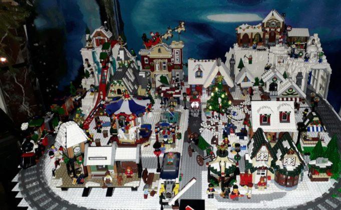 Patricia Jansen - kerstdorp