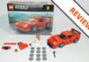 [Review] LEGO Speed Champions 75890 Ferrari F40 Competizione