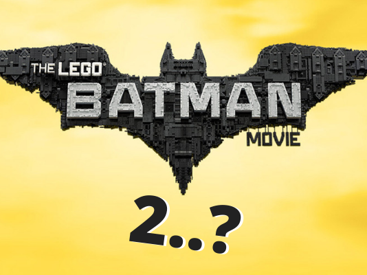 The LEGO Batman Movie 2 aangekondigd