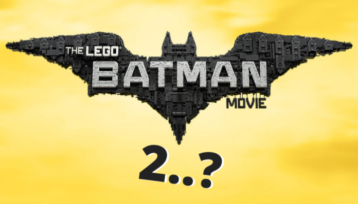 The LEGO Batman Movie 2 aangekondigd