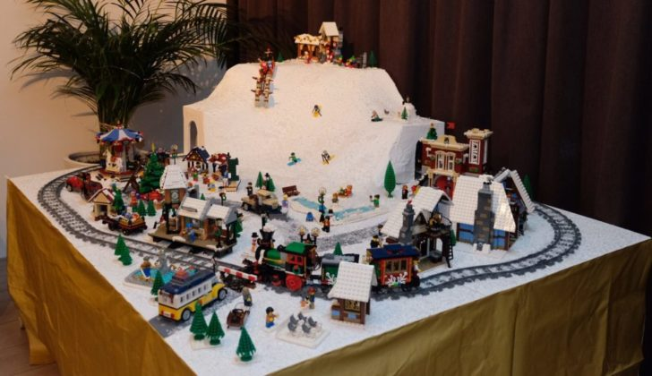 Theo Warnau - kerstdorp