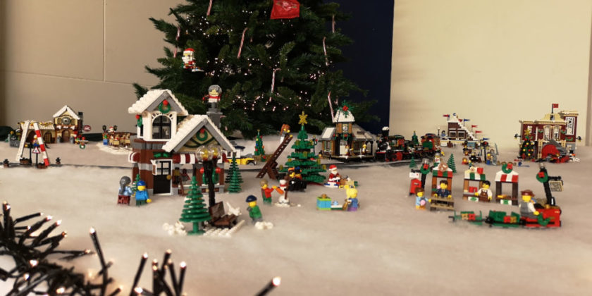 Thimoty Wijsbek - kerstdorp