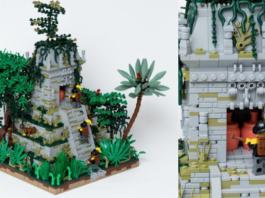 [Uitgelicht] LEGO Ideas Jungle Temple