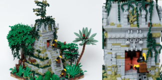 [Uitgelicht] LEGO Ideas Jungle Temple