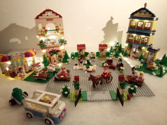 Valerie Grooteboer - kerstdorp
