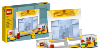 Visuals LEGO 40359 Picture Frame