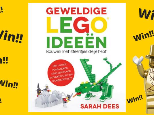 Win Geweldige LEGO Ideeën