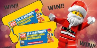 Win twee vrijkaartjes voor Bouwblokjes Hardenberg 2018