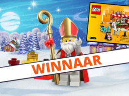 Winnaar LEGO 40358 Bean There Donut That
