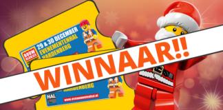 Winnaar vrijkaartjes voor Bouwblokjes Hardenberg 2018