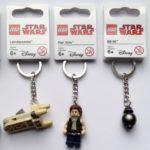 LEGO Star Wars sleutelhangers