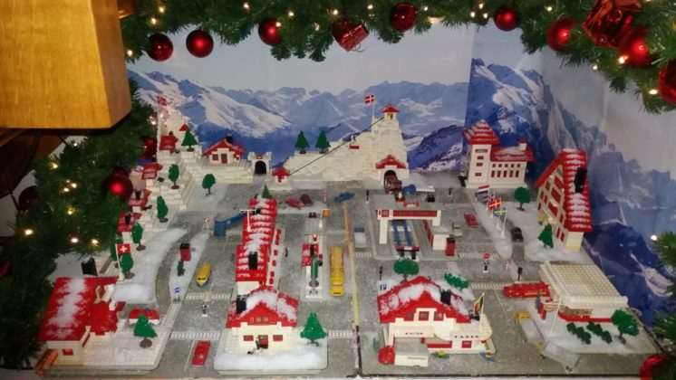 maarten van dijk - kerstdorp