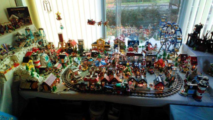 wilmi schoote - kerstdorp