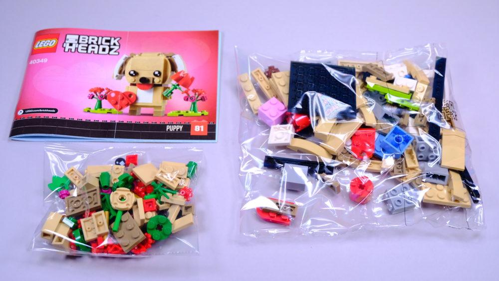 LEGO 40349 Puppy