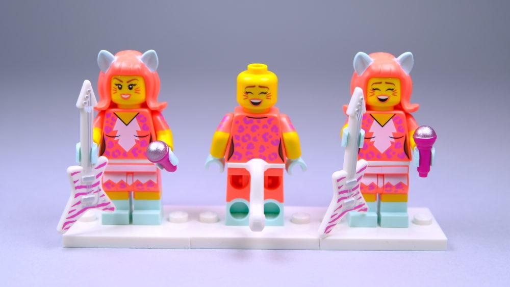LEGO 71023 The LEGO Movie 2 CMF Kitty Pop