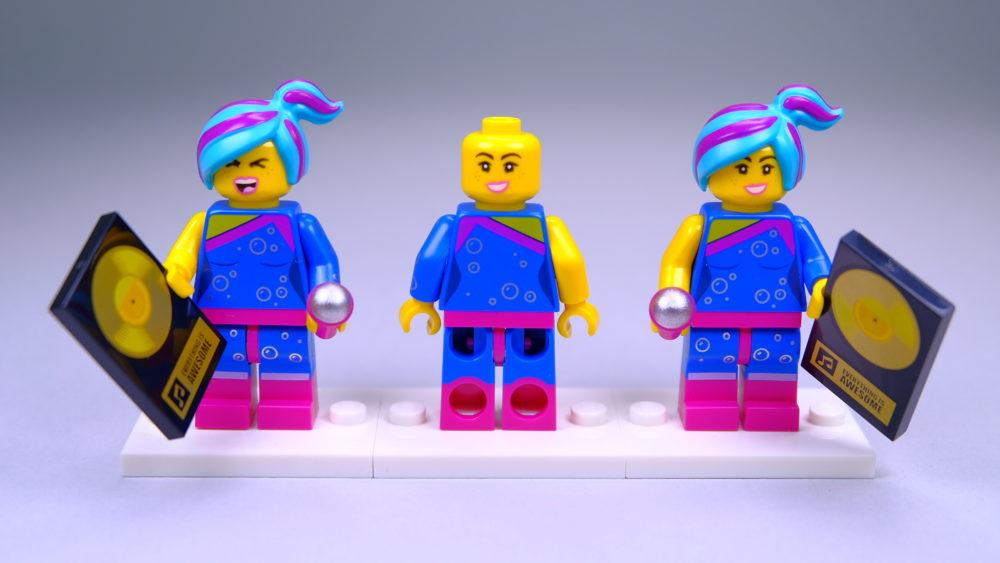 LEGO 71023 The LEGO Movie 2 CMF Flashback Lucy