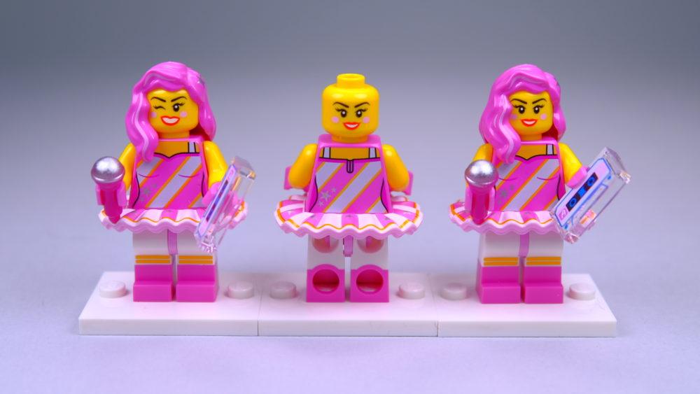 LEGO 71023 The LEGO Movie 2 CMF Candy Rapper