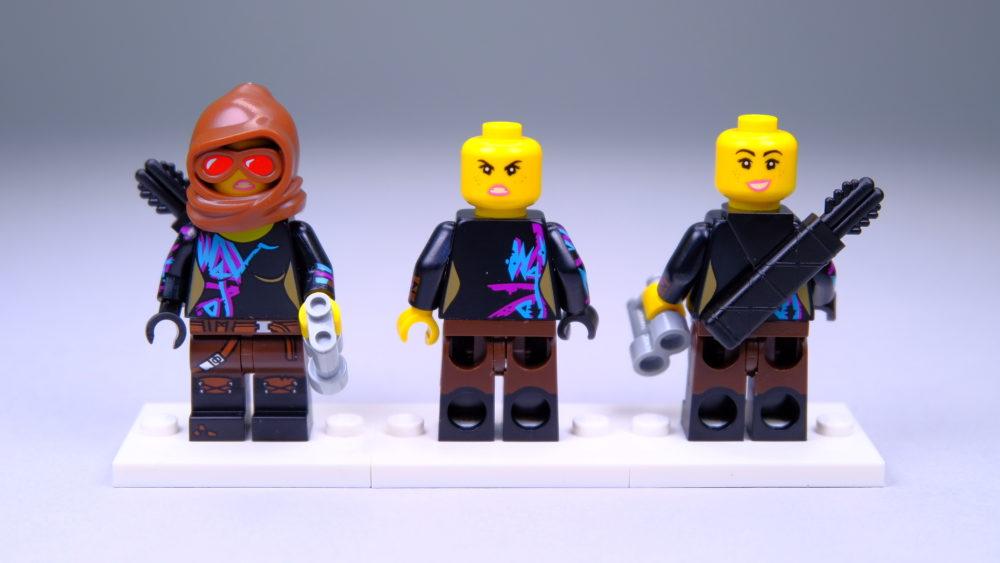 LEGO 71023 The LEGO Movie 2 CMF Battle-Ready Lucy