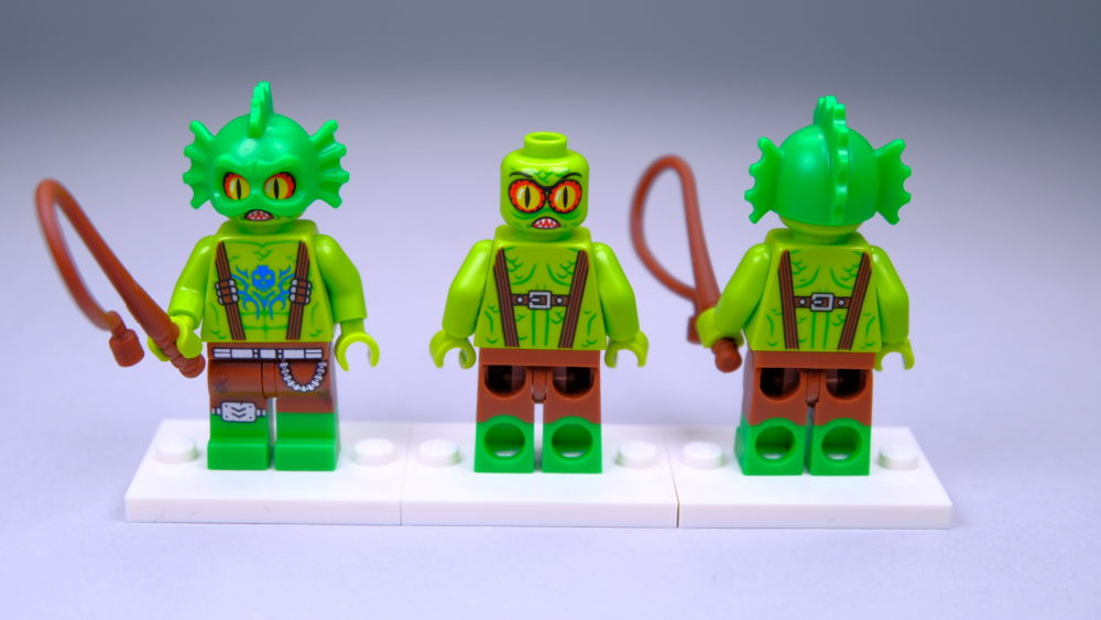 LEGO 71023 The LEGO Movie 2 CMF Swamp Monster