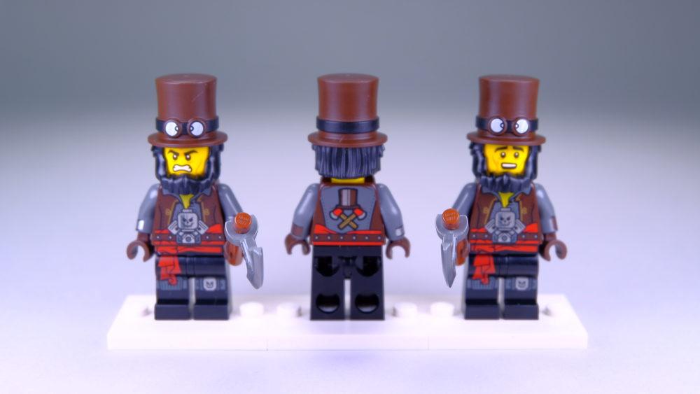 LEGO 71023 The LEGO Movie 2 CMF Apocalypse Abe Lincoln