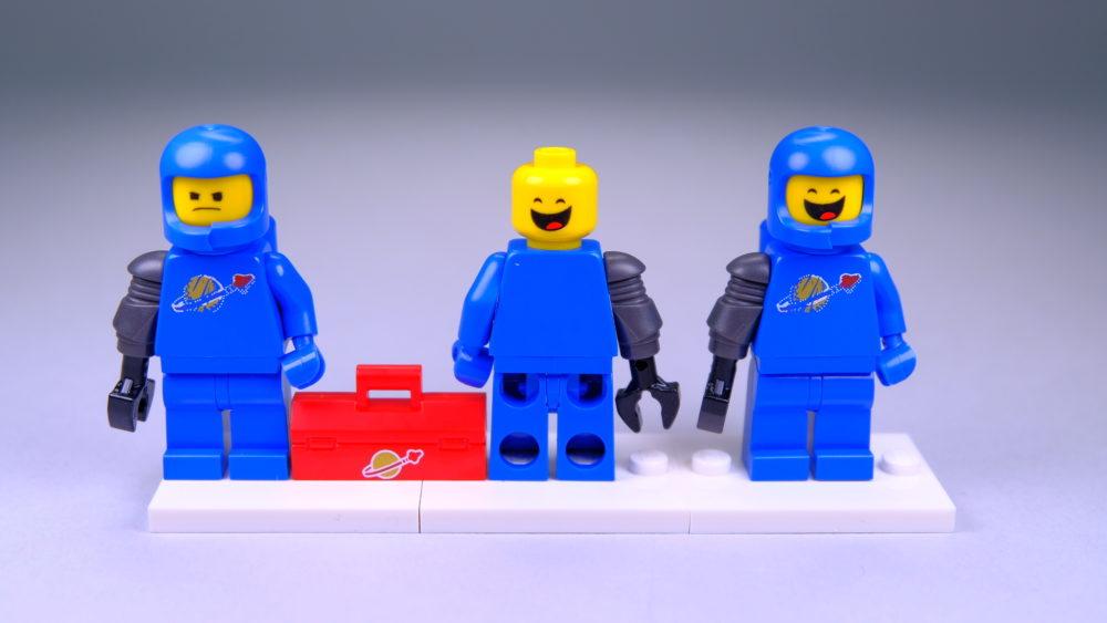 LEGO 71023 The LEGO Movie 2 CMF Apocalypse Benny