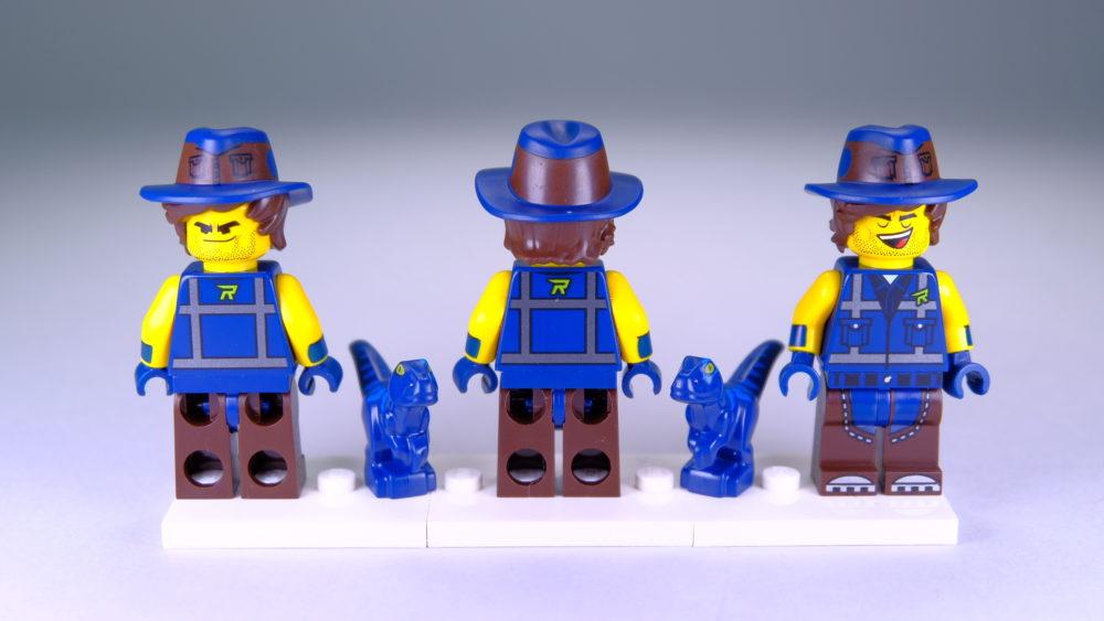 LEGO 71023 The LEGO Movie 2 CMF Cowboy Rex