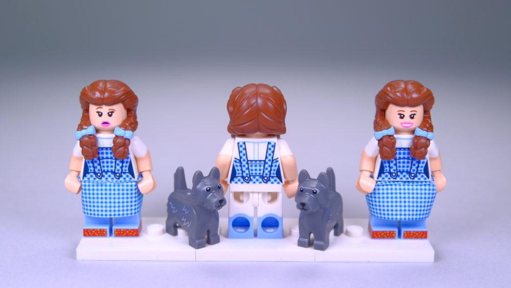 LEGO 71023 The LEGO Movie 2 CMF Dorothy & Toto