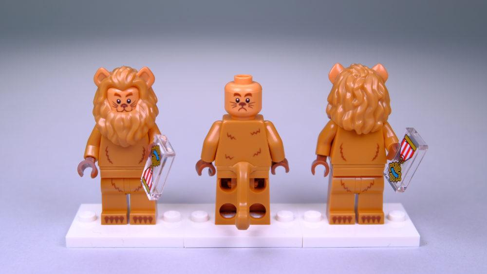LEGO 71023 The LEGO Movie 2 CMF Cowardly Lion