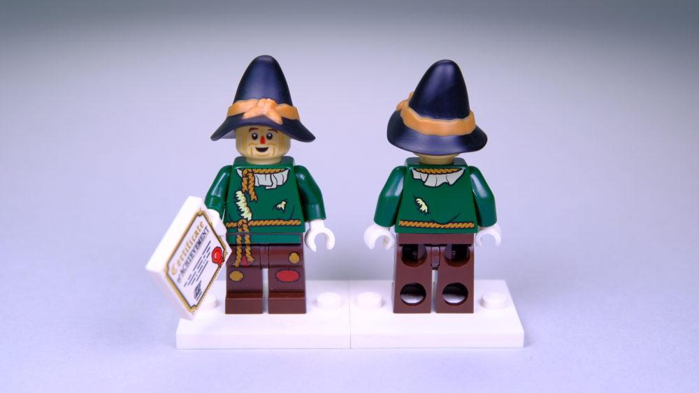 LEGO 71023 The LEGO Movie 2 CMF Scarecrow