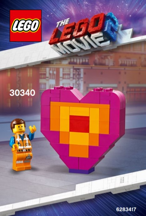 LEGO Movie 2 30340 Emmet's Piece Offering