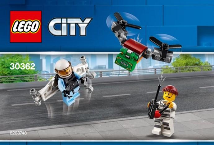 LEGO City 30362 Sky Police Jetpack