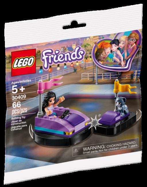 LEGO Friends 30409 Emma's Bumper Cars