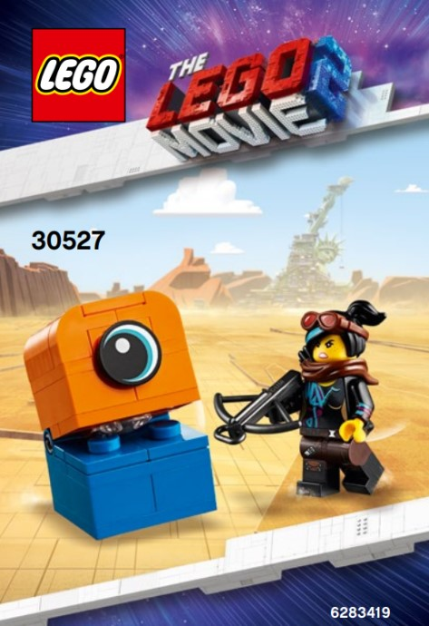 LEGO Movie 2 30527 Lucy vs. Alien Invader