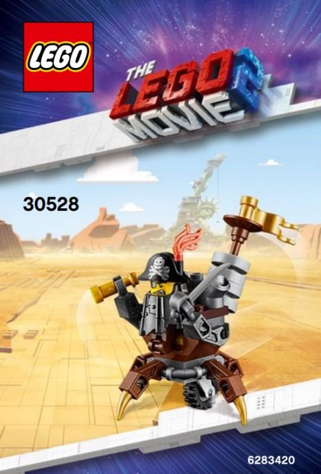 LEGO Movie 2 30528 Mini Master-Building MetalBeard