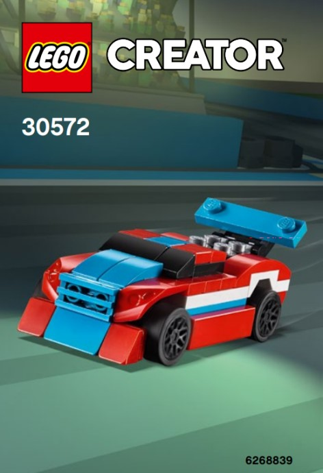 LEGO Creator 30572 Race Car