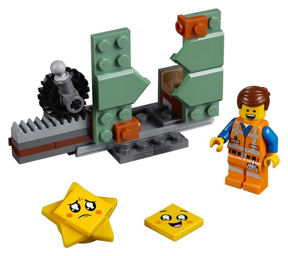 LEGO Movie 2 30620 Star-Stuck Emmet