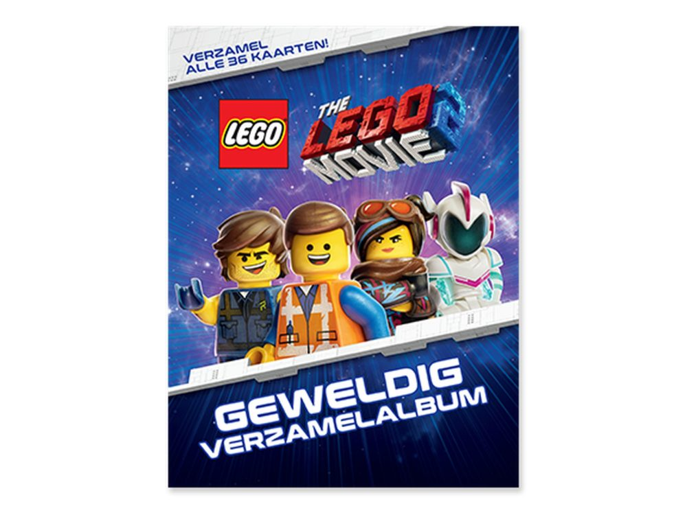 LEGO Movie 2 verzamelkaarten en album