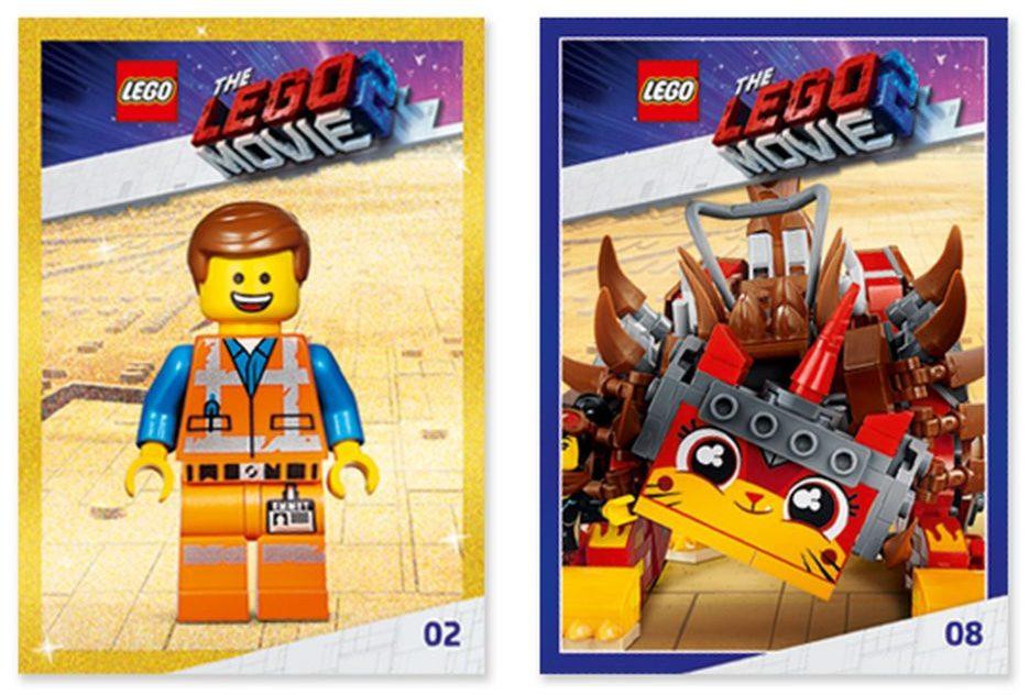 LEGO Movie 2 verzamelkaarten en album