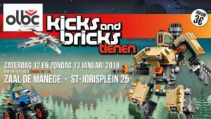 Kicks and Bricks Tienen 2019