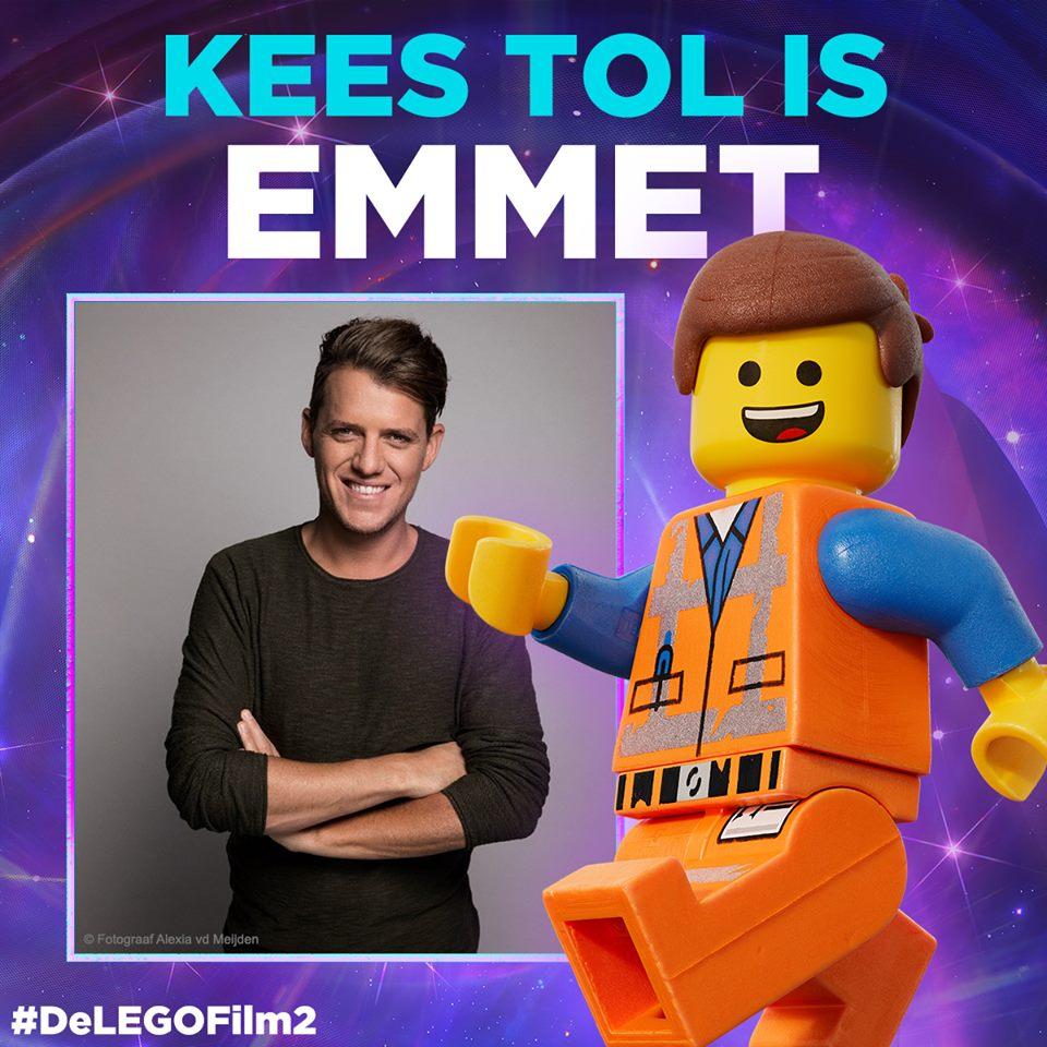 Nederlands stemmencast The LEGO Movie 2 bekend