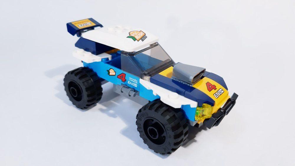 LEGO 60218 Desert Rally Car