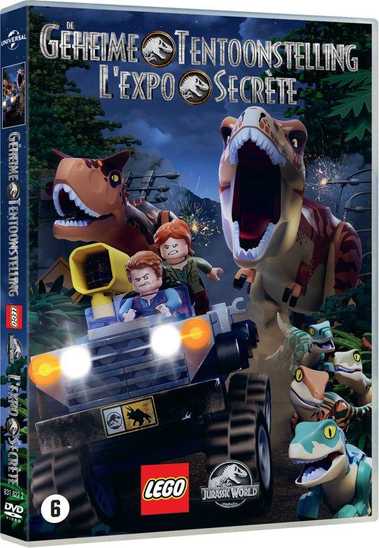 LEGO Jurassic World The Secret Exhibit verkrijgbaar