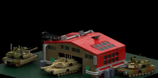 C&C Red Alert 1 War Factory - Ngoc Truong
