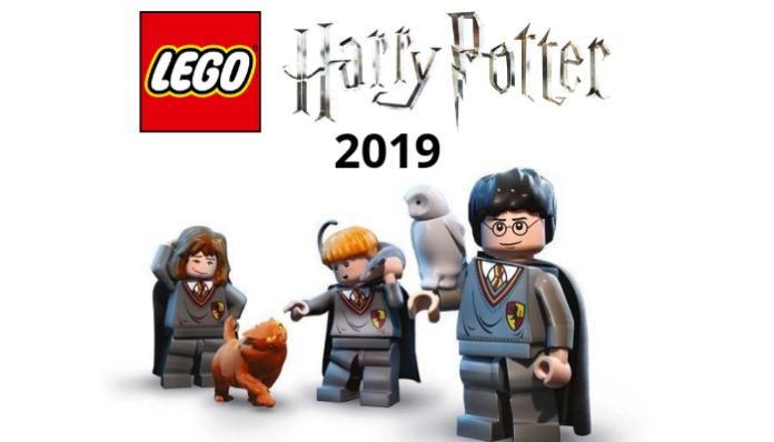 [Geruchtenmolen] LEGO Harry Potter 2019