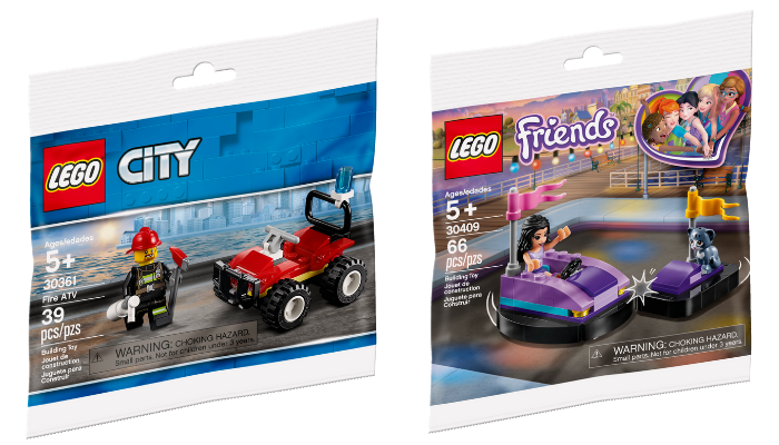 Gratis LEGO City of Friends Polybag (1)