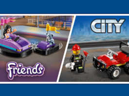 Gratis LEGO City of Friends Polybag